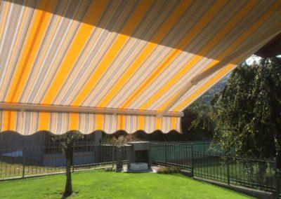 tenda per esterni